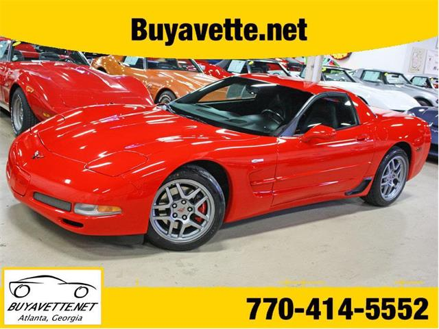 Picture of '02 Corvette - PZEY