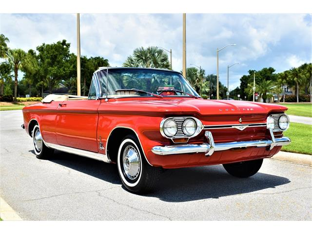 Picture of Classic 1964 Chevrolet Corvair located in Florida - PZFP