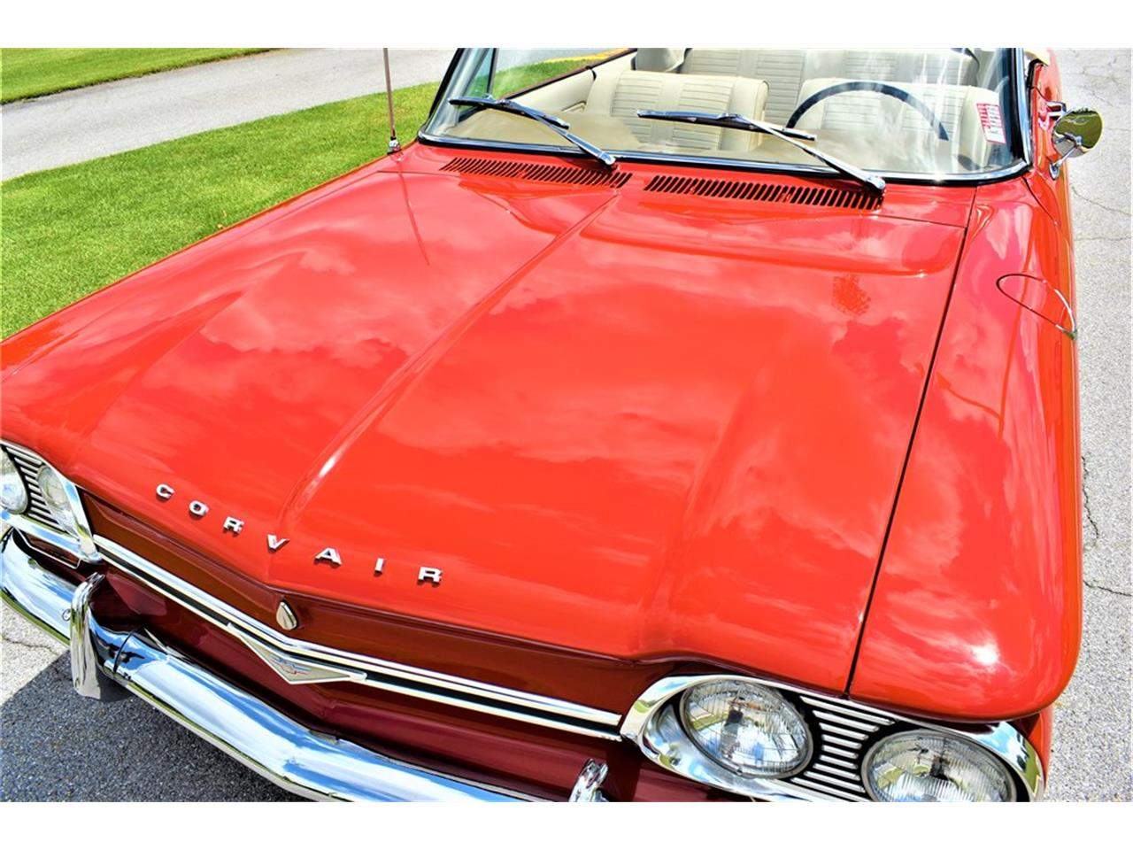 Large Picture of '64 Corvair - PZFP