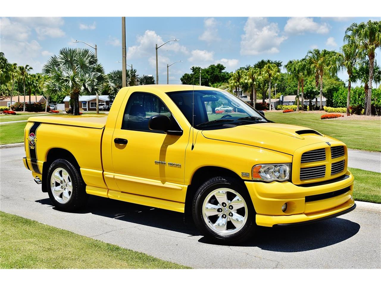 Large Picture of '05 Ram 1500 - PZFS