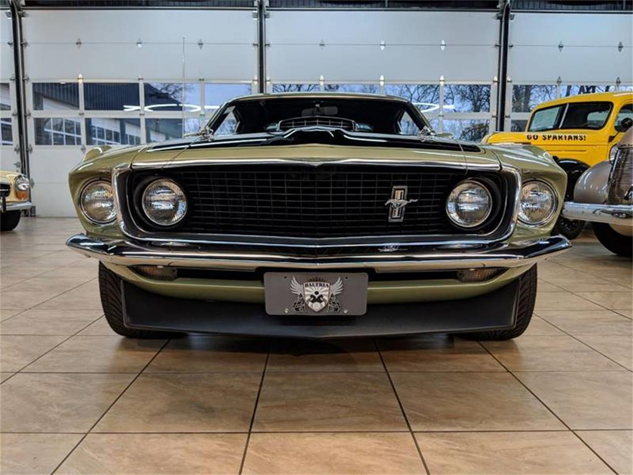 Large Picture of '69 Mustang - PZG3