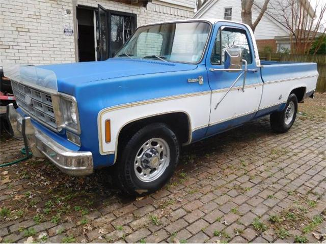 1977 to 1979 Chevrolet Silverado for Sale on ClassicCars com on