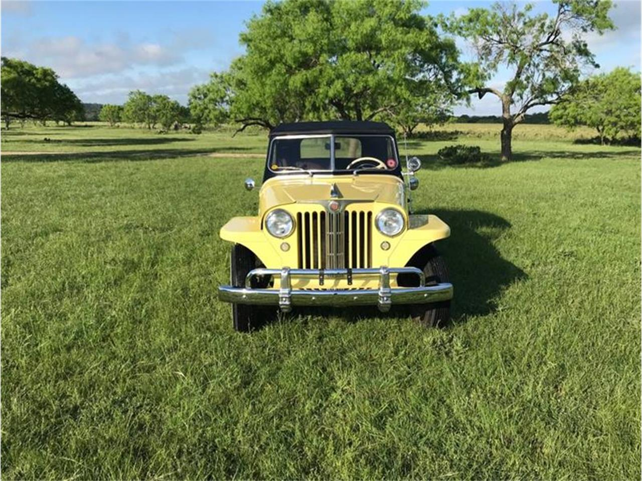 Large Picture of '49 Jeepster - PZG7