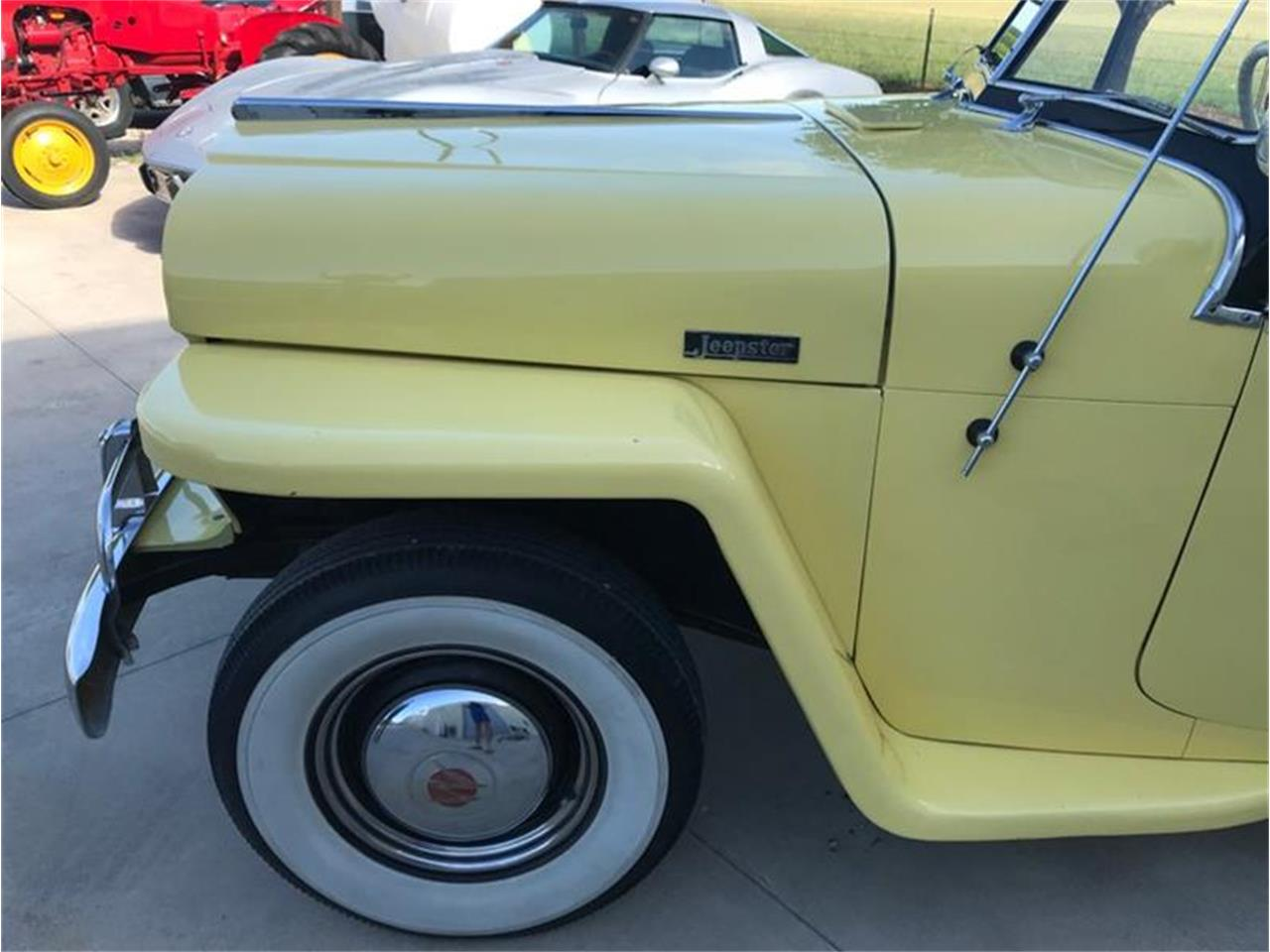 Large Picture of '49 Willys Jeepster - PZG7