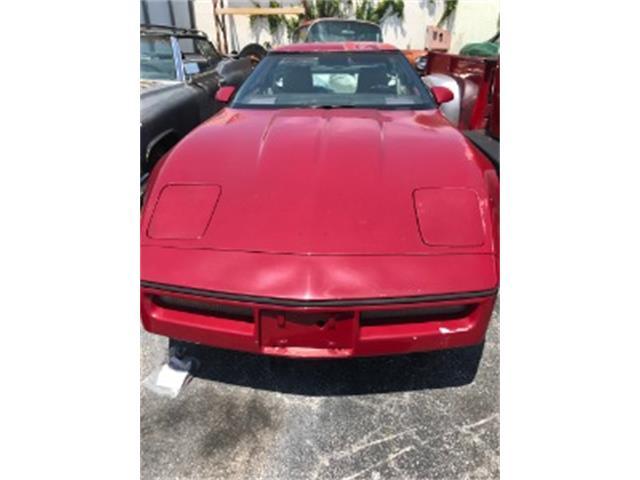 Picture of '86 Corvette - PZG8