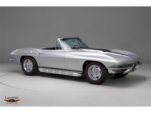 Picture of '67 Corvette - PZGA