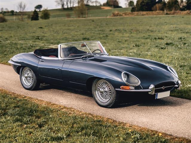 Picture of Classic 1962 Jaguar E-Type - PZGB