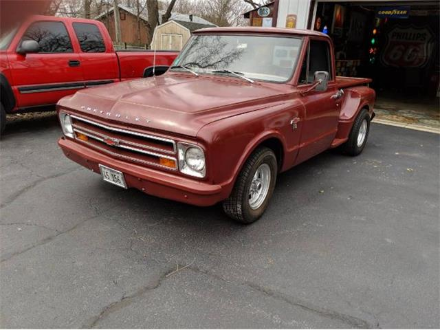 Picture of Classic 1967 C10 located in Cadillac Michigan - $12,995.00 Offered by  - PXTO