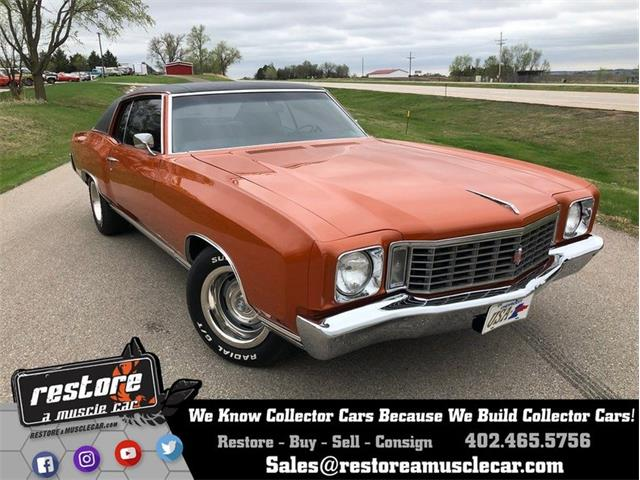 Picture of 1972 Monte Carlo - $29,900.00 Offered by  - PZGP