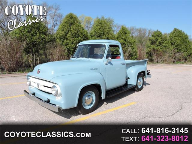 Picture of '53 F100 - $26,995.00 Offered by  - PZGU