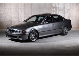 Picture of 2003 BMW M5 Auction Vehicle Offered by Ryan Friedman Motor Cars  - PZHE