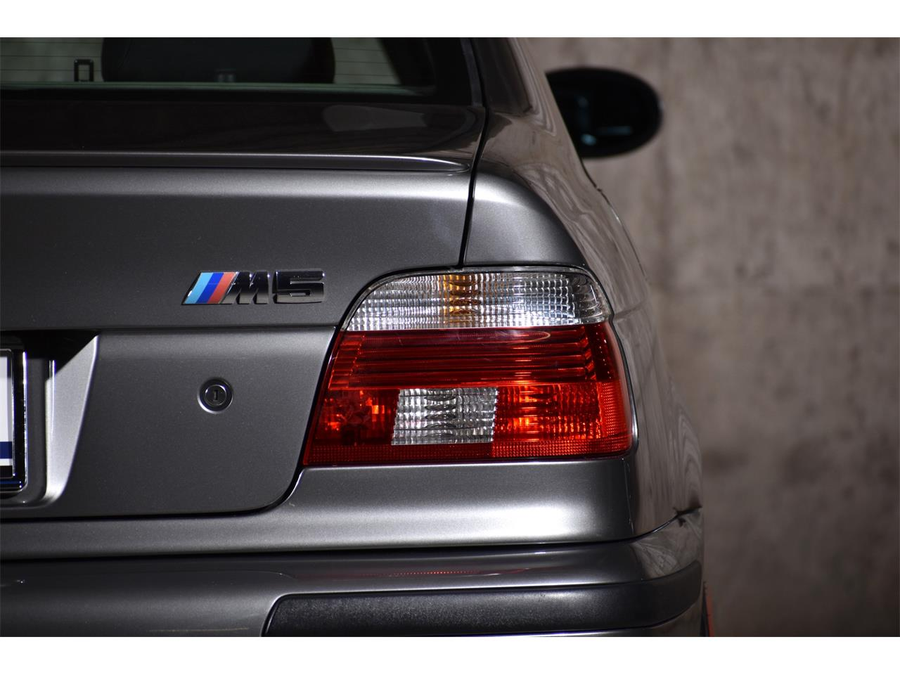 Large Picture of 2003 BMW M5 located in New York Auction Vehicle - PZHE