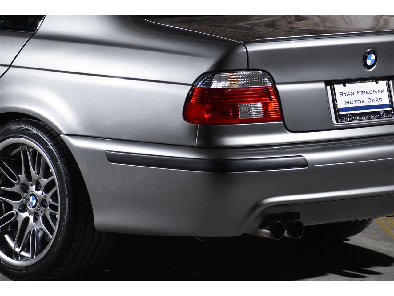 Large Picture of 2003 BMW M5 - PZHE