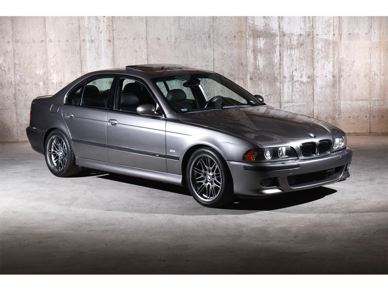 Large Picture of 2003 BMW M5 Auction Vehicle Offered by Ryan Friedman Motor Cars  - PZHE