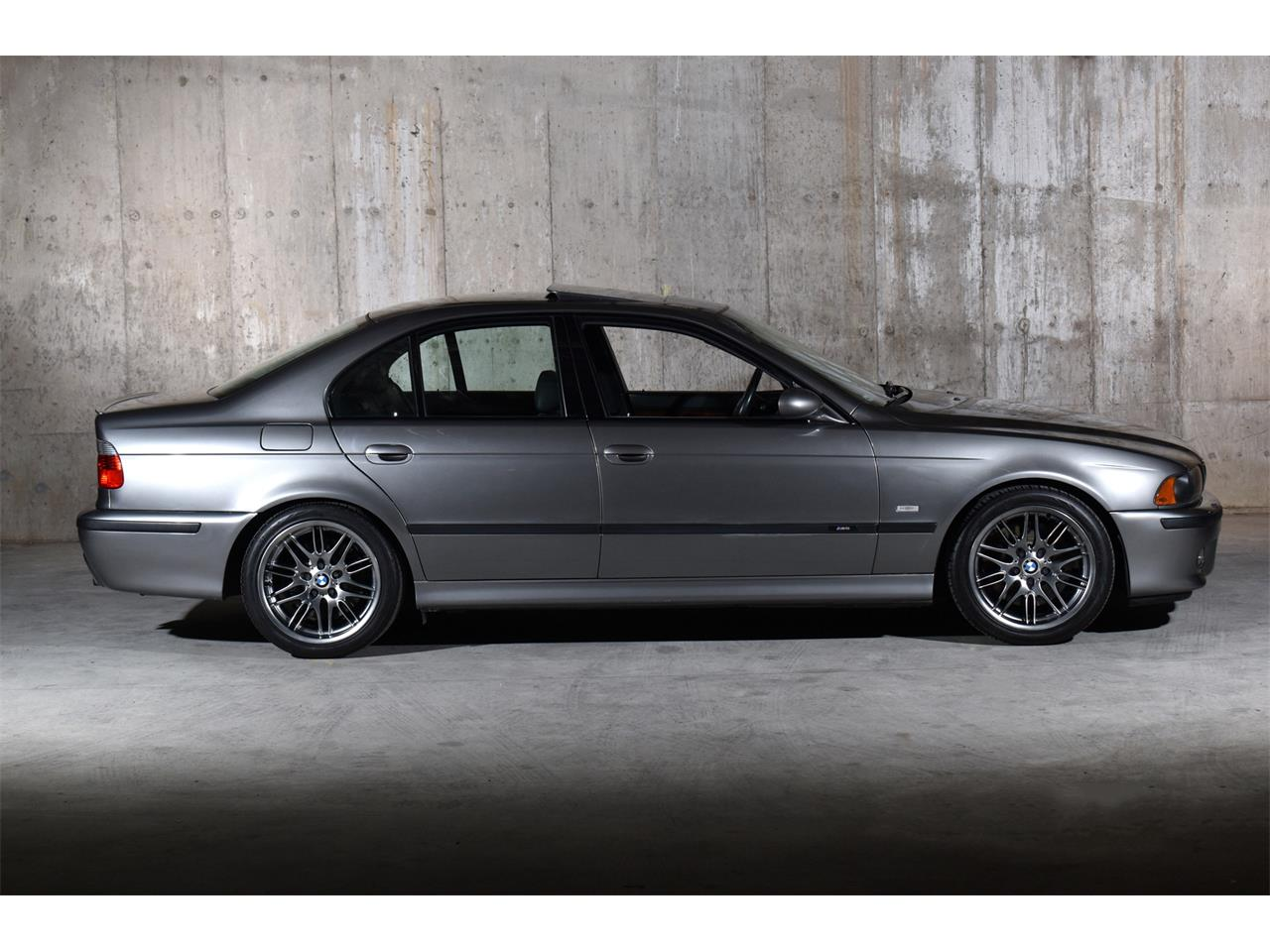 Large Picture of 2003 BMW M5 located in New York Auction Vehicle Offered by Ryan Friedman Motor Cars  - PZHE