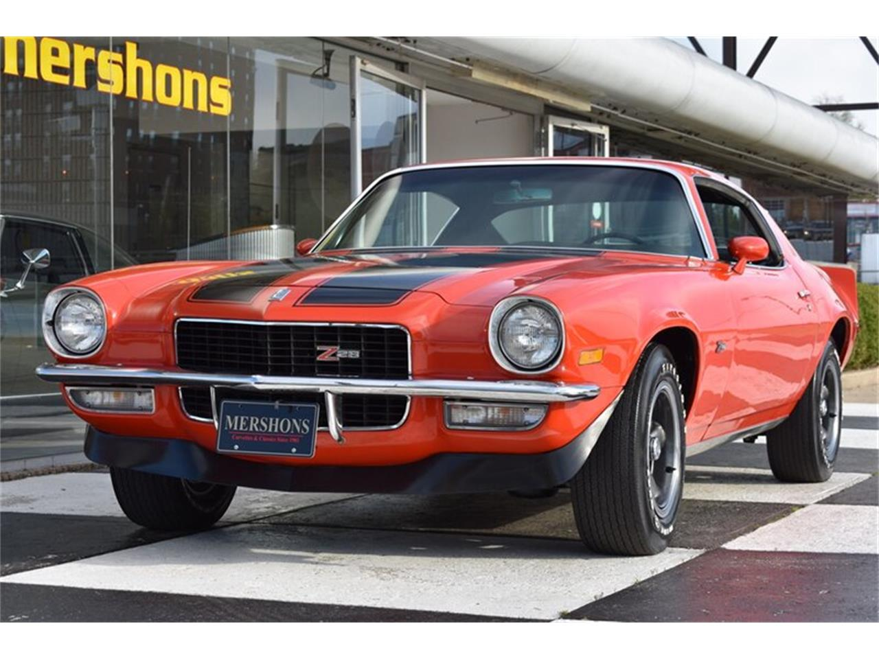 Large Picture of '70 Camaro Z28 - PZHL