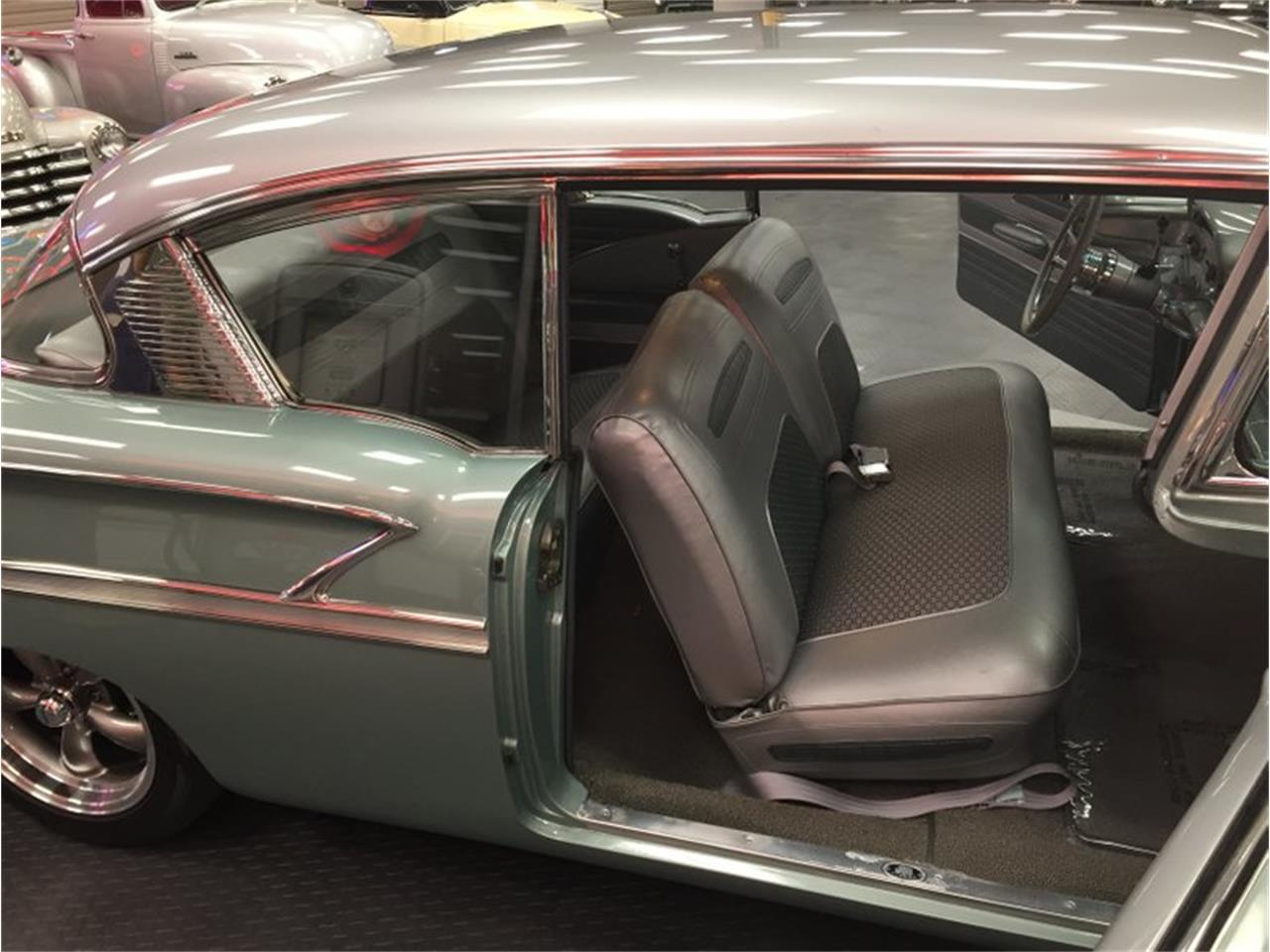 Large Picture of Classic '58 Chevrolet Bel Air Offered by Auto Investors - PXNS