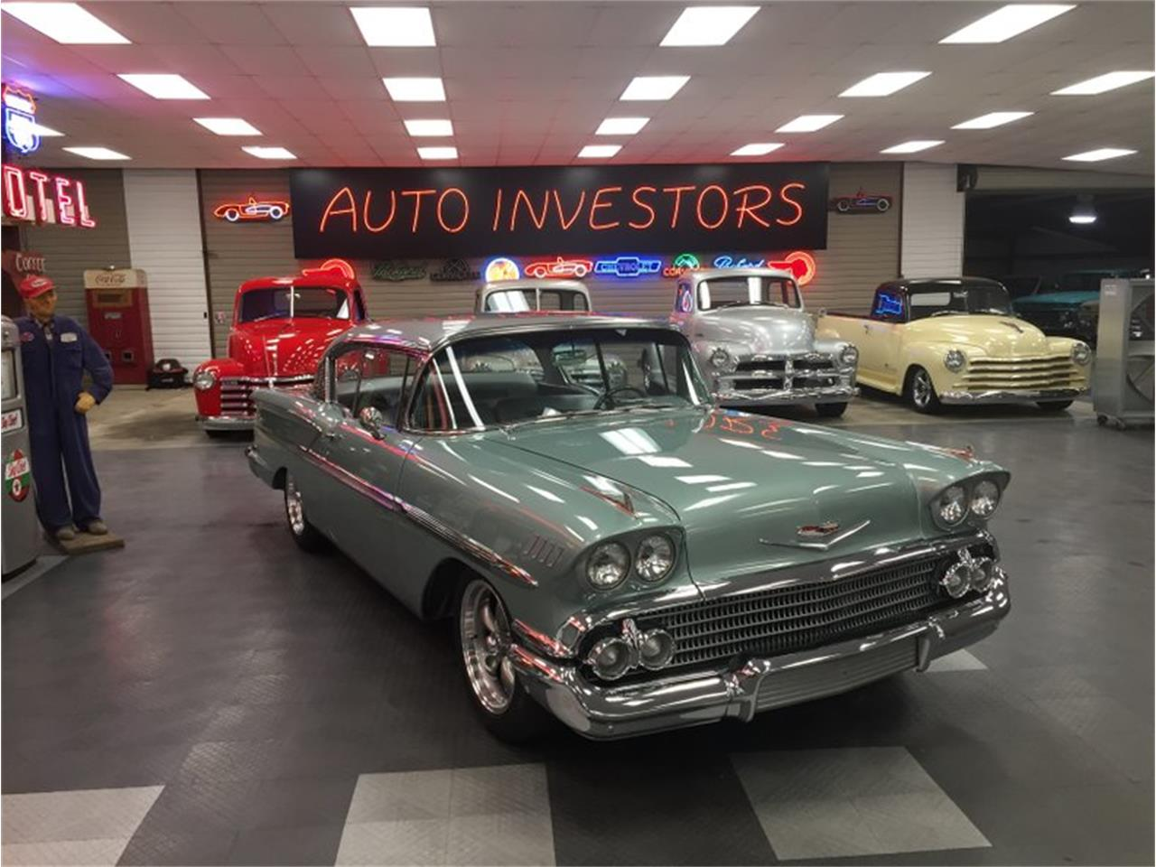 Large Picture of Classic 1958 Chevrolet Bel Air - $49,995.00 Offered by Auto Investors - PXNS