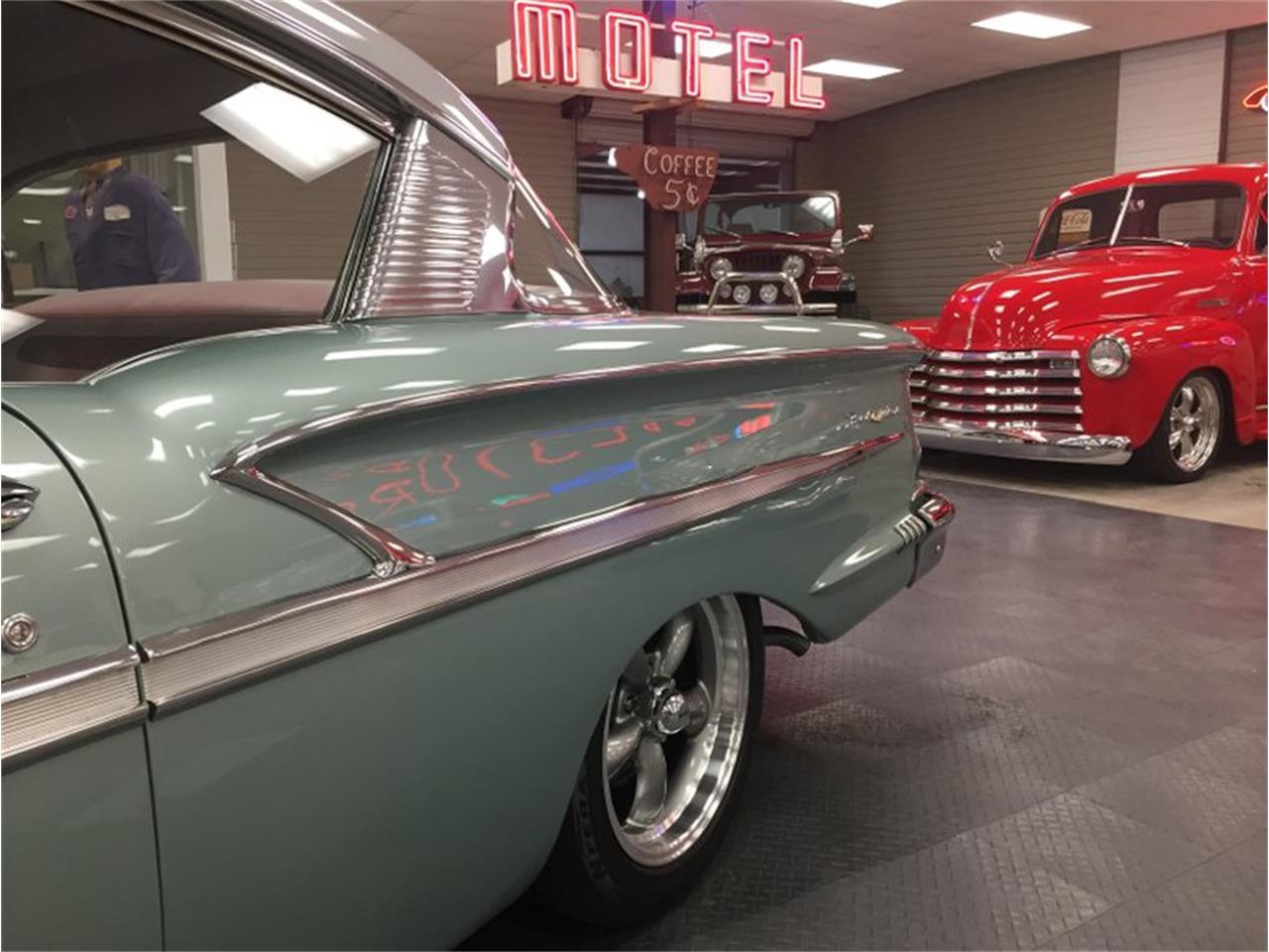 Large Picture of Classic 1958 Bel Air located in Alabama - PXNS