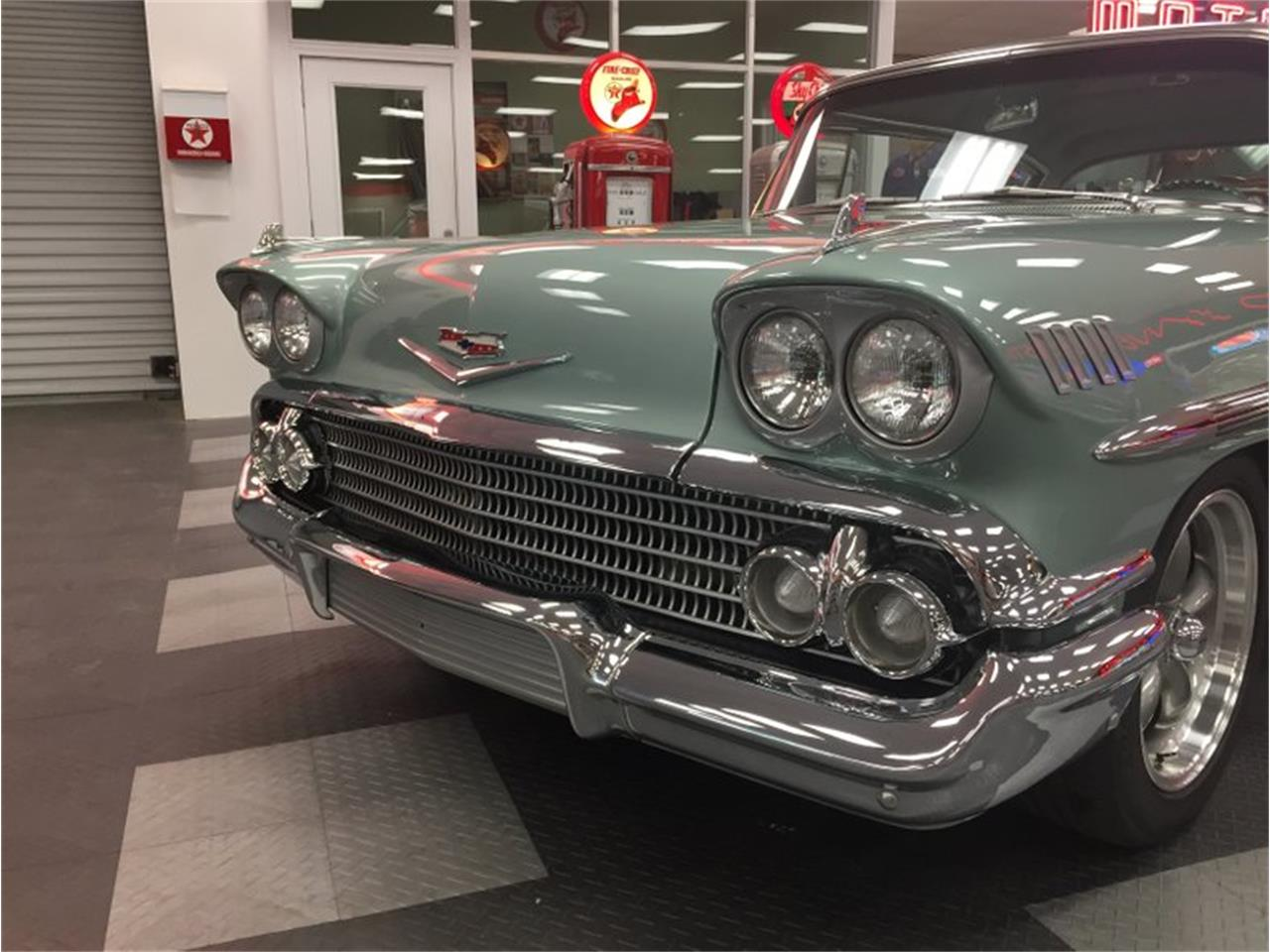 Large Picture of '58 Bel Air Offered by Auto Investors - PXNS