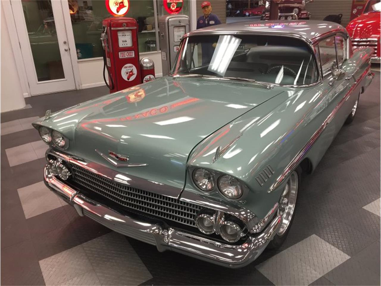 Large Picture of Classic 1958 Bel Air - $49,995.00 - PXNS