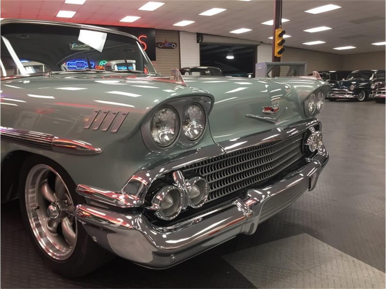 Large Picture of Classic 1958 Bel Air - PXNS