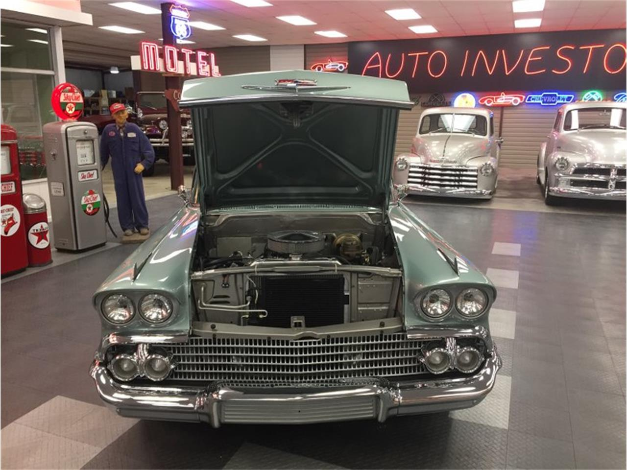 Large Picture of '58 Bel Air - $49,995.00 - PXNS