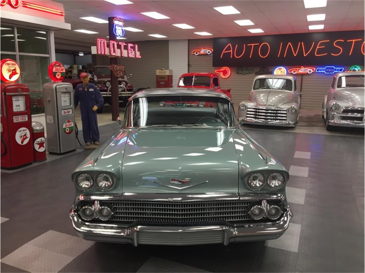 Large Picture of Classic 1958 Bel Air located in Dothan Alabama - $49,995.00 Offered by Auto Investors - PXNS