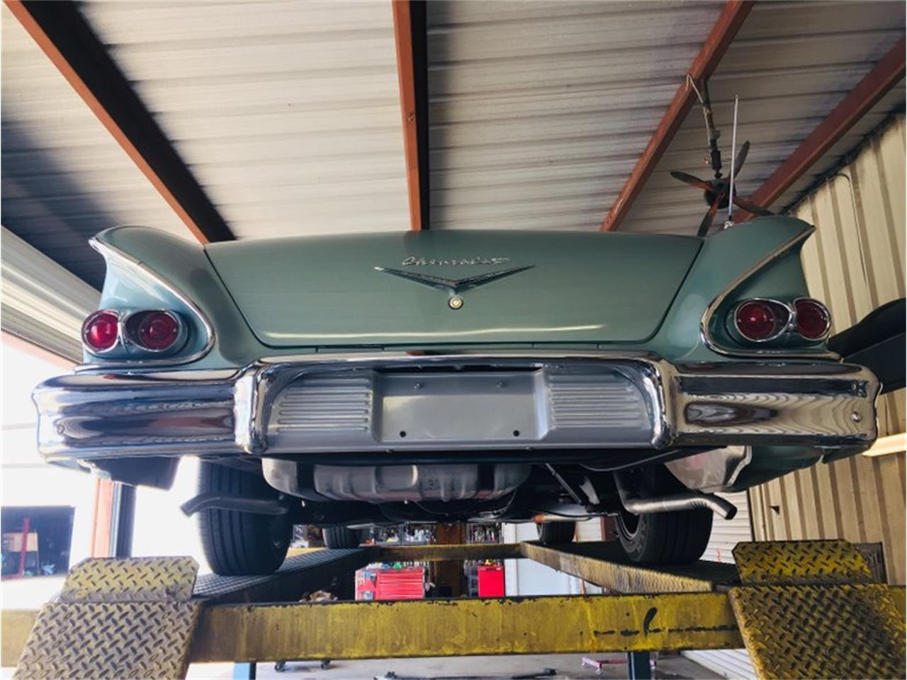 Large Picture of Classic '58 Chevrolet Bel Air located in Dothan Alabama - PXNS