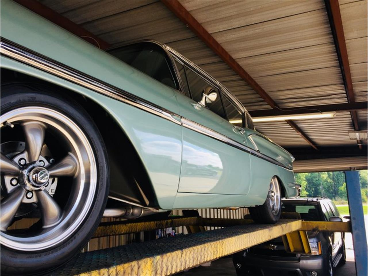 Large Picture of Classic 1958 Bel Air located in Alabama - $49,995.00 - PXNS