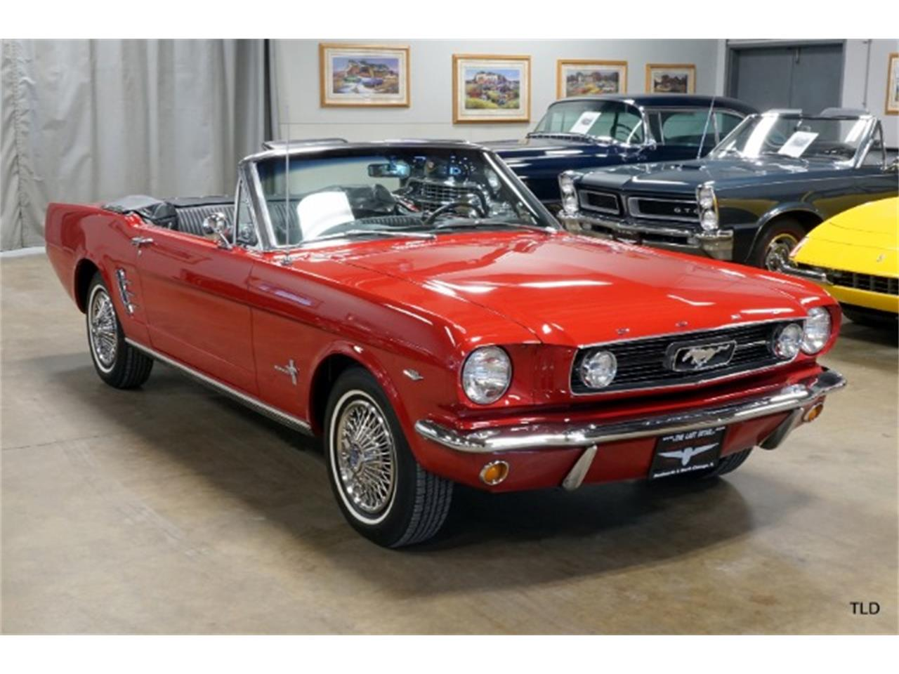 For sale 1965 ford mustang in chicago illinois