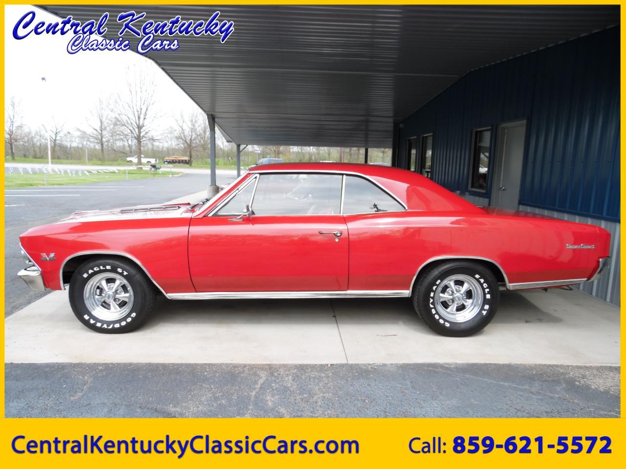 Large Picture of Classic 1966 Chevrolet Chevelle located in Paris  Kentucky Offered by Central Kentucky Classic Cars LLC  - PZIA