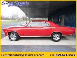 Picture of '66 Chevrolet Chevelle located in Kentucky - $37,999.00 Offered by Central Kentucky Classic Cars LLC  - PZIA