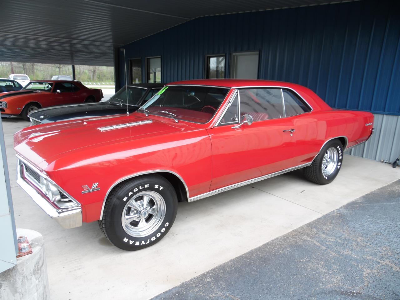 Large Picture of '66 Chevrolet Chevelle - $37,999.00 - PZIA