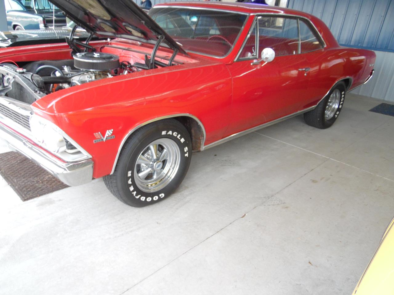 Large Picture of Classic '66 Chevelle located in Kentucky - $37,999.00 - PZIA