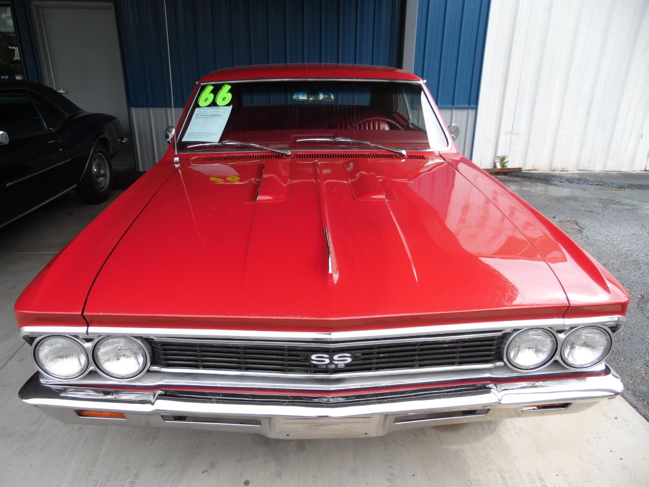 Large Picture of '66 Chevrolet Chevelle located in Paris  Kentucky - $37,999.00 - PZIA