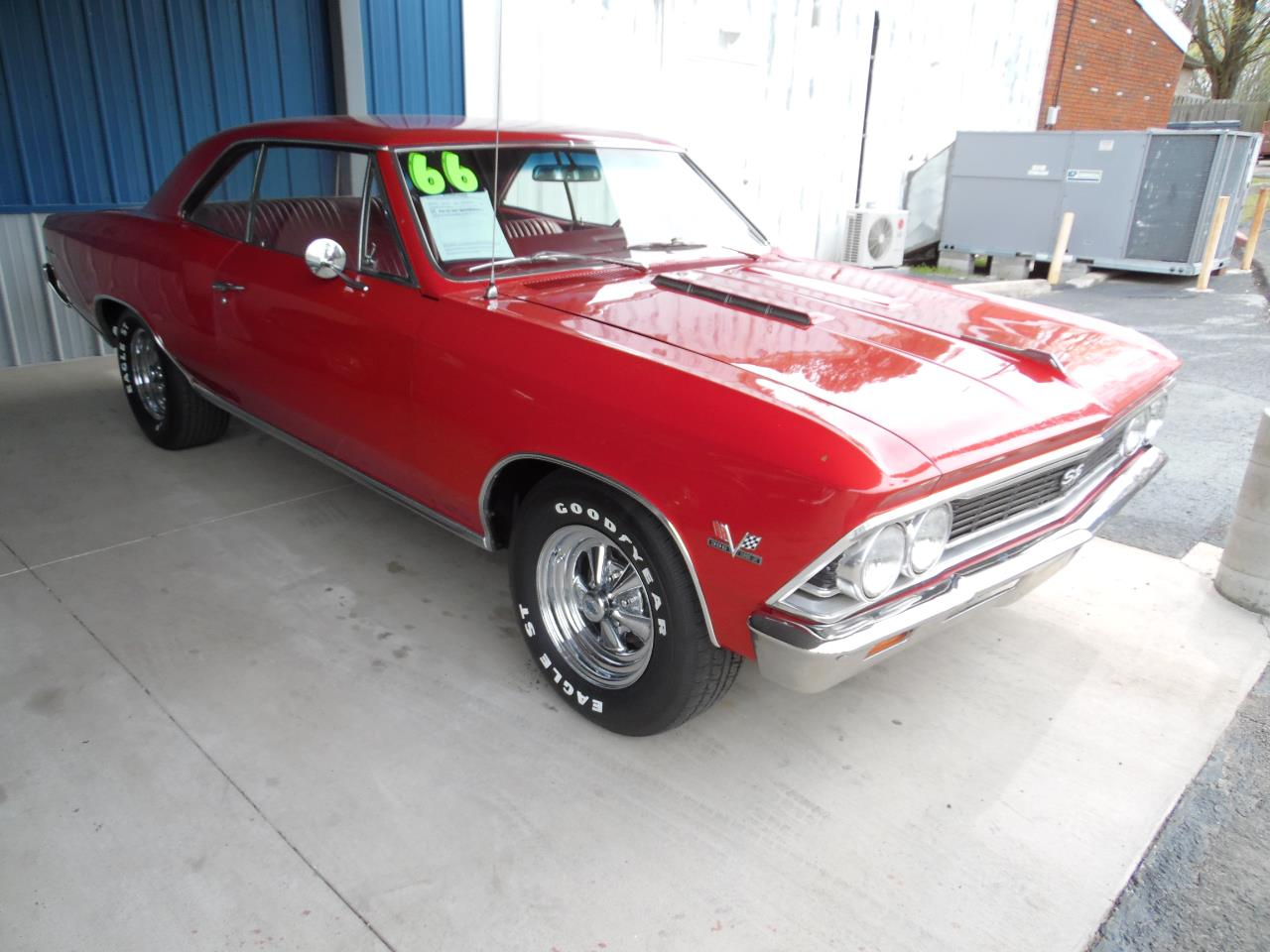 Large Picture of 1966 Chevrolet Chevelle - $37,999.00 Offered by Central Kentucky Classic Cars LLC  - PZIA