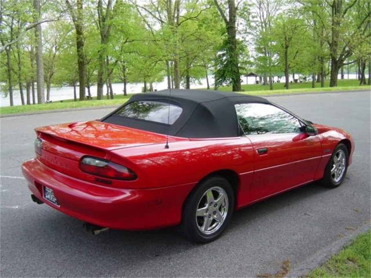Large Picture of '94 Camaro - PZIL