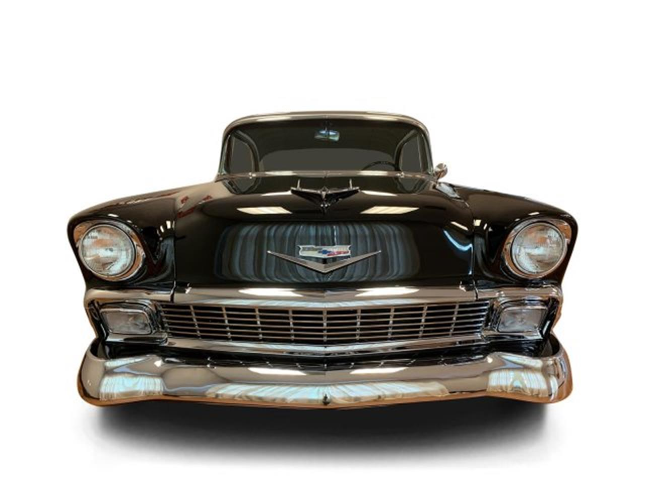 Large Picture of Classic 1956 Chevrolet Bel Air located in West Palm Beach Florida Offered by AutoSport USA - PZIN