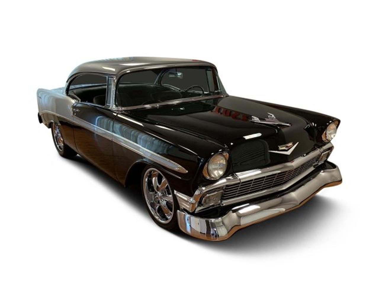 Large Picture of '56 Chevrolet Bel Air located in West Palm Beach Florida Offered by AutoSport USA - PZIN