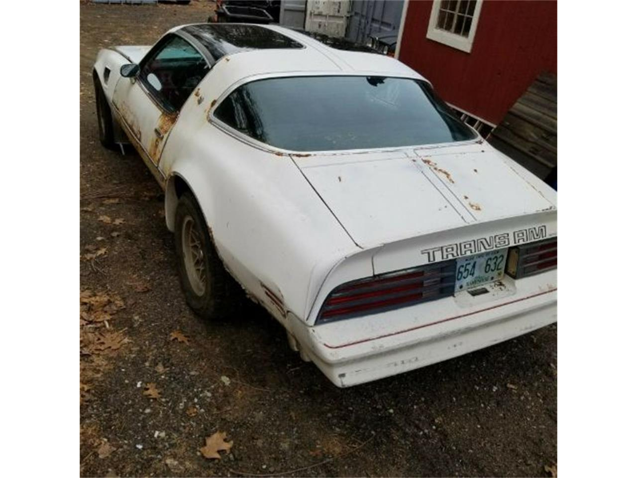 Large Picture of '78 Firebird Trans Am - PXTW