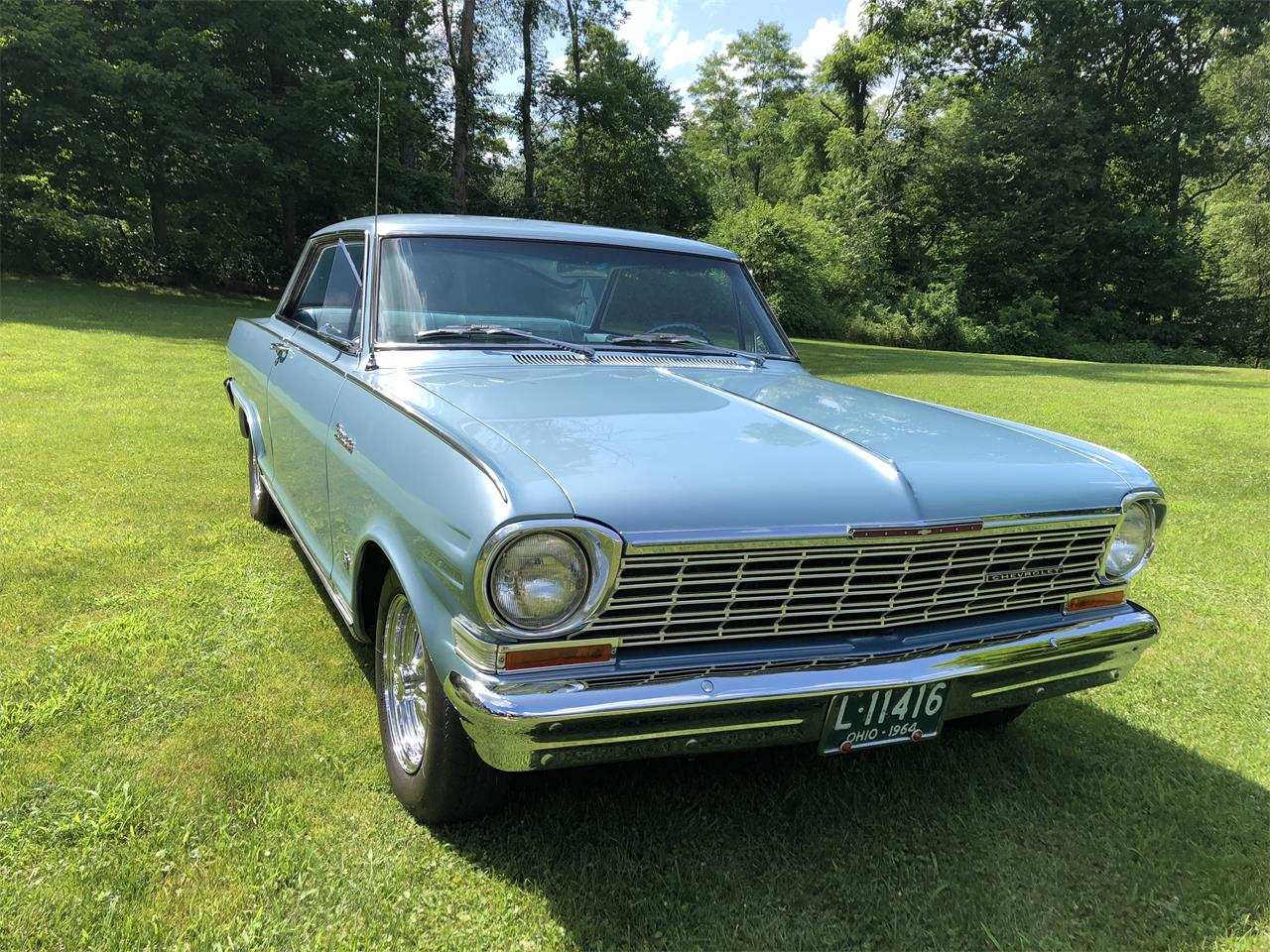 Large Picture of 1964 Chevrolet Nova II SS - $18,000.00 Offered by a Private Seller - PZIX