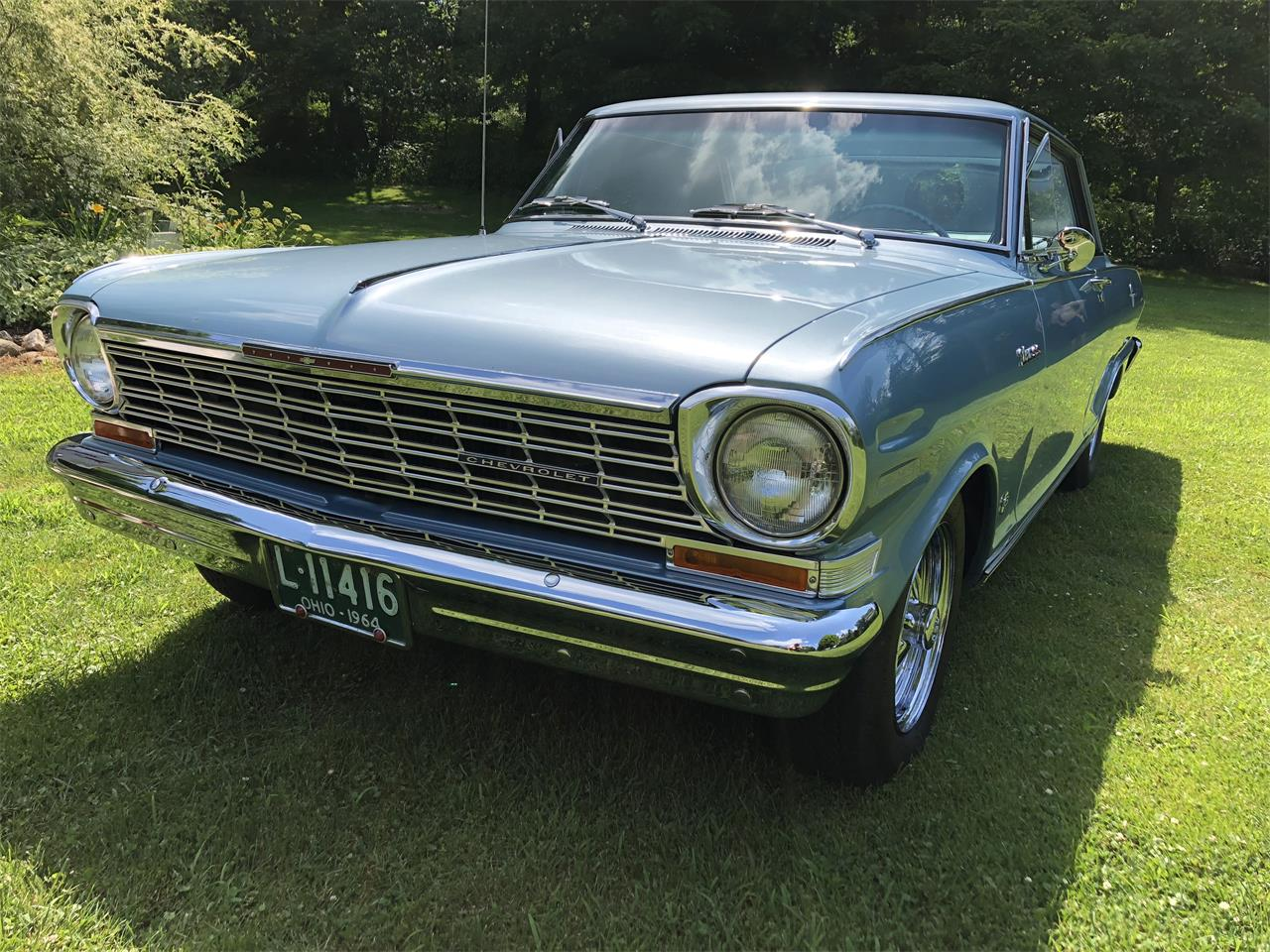 Large Picture of 1964 Chevrolet Nova II SS - PZIX