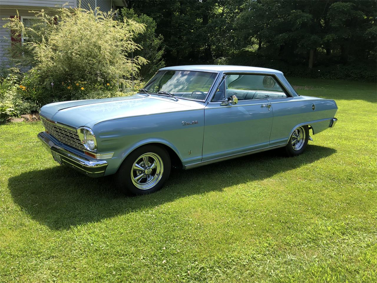 Large Picture of Classic '64 Chevrolet Nova II SS located in Perrysville Ohio - PZIX