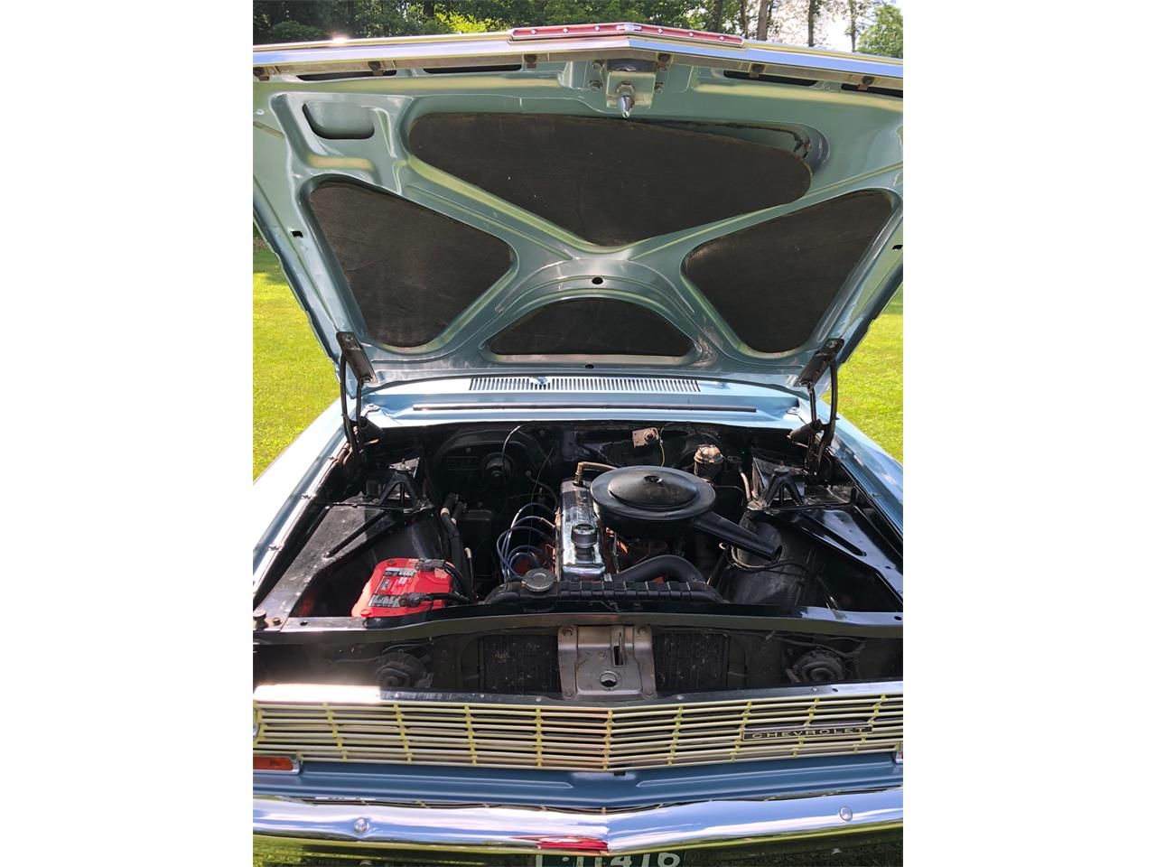 Large Picture of Classic 1964 Nova II SS located in Perrysville Ohio - $18,000.00 Offered by a Private Seller - PZIX