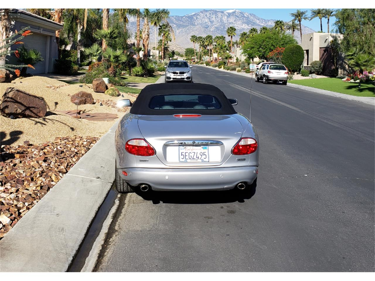 Large Picture of '03 XK8 - PZJ0