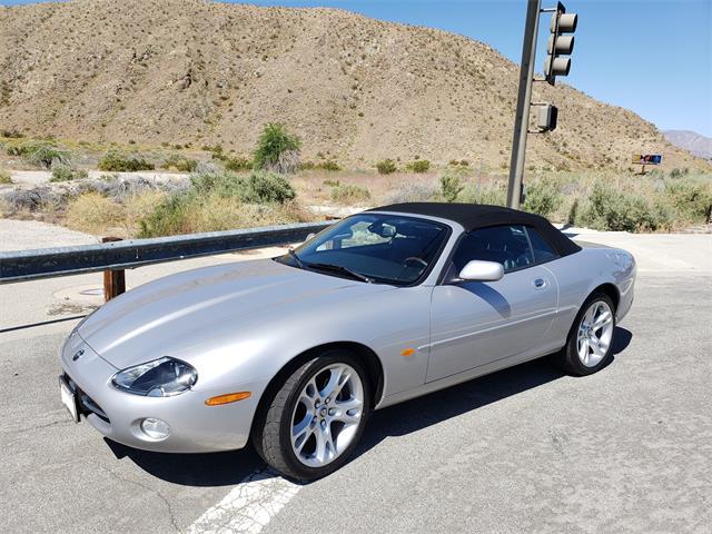 2003 Jaguar XK8