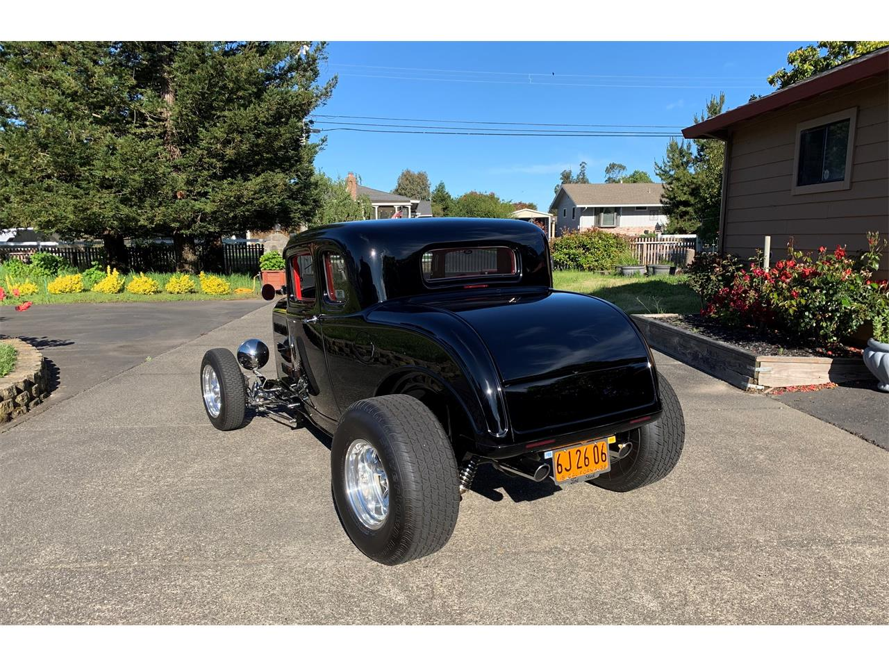 Large Picture of '32 5-Window Coupe - PZJP