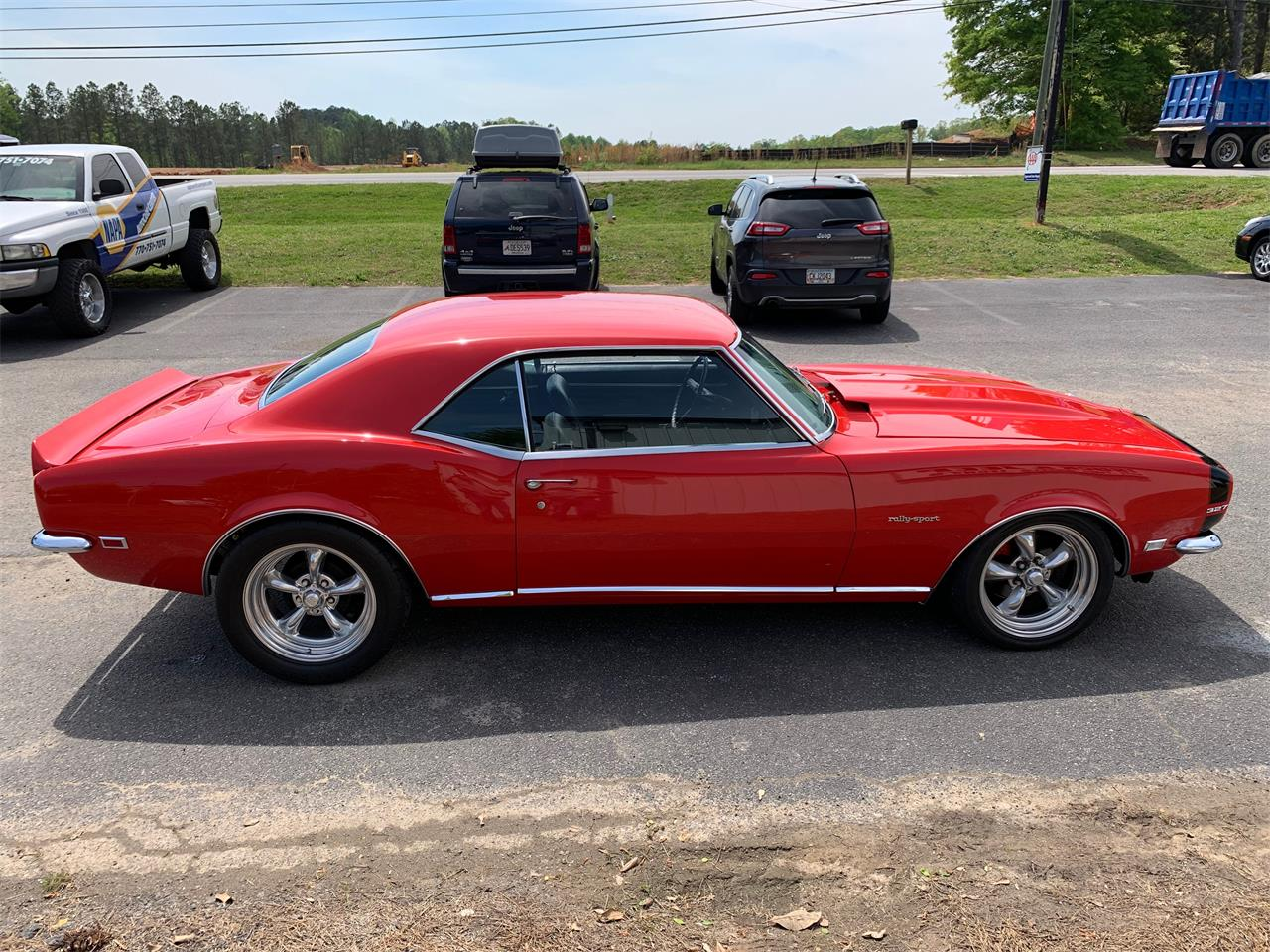 Large Picture of '68 Camaro - PZKR