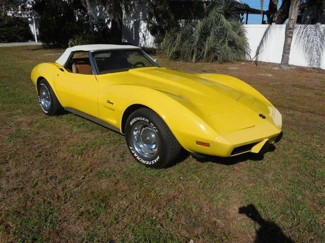 Picture of '75 Corvette - PZKX